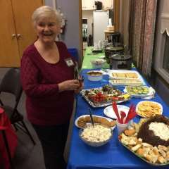 November 2019 - 3rd Annual Festive Pot Luck