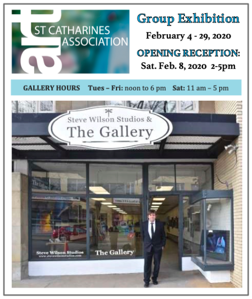 SCAA Exhibition at Steve Wilson Studios and The Gallery
