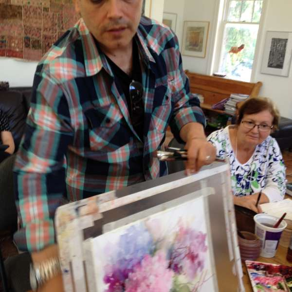 Fabio Cembranelli Watercolour Workshops