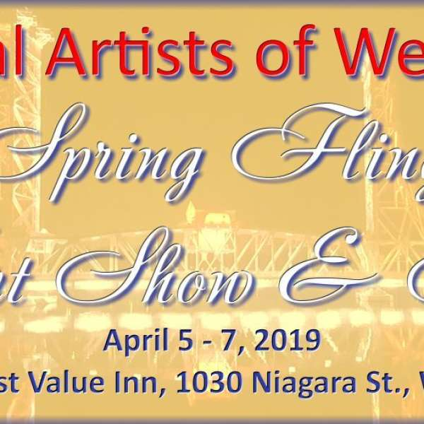 Spring Fling Art Show & Sale