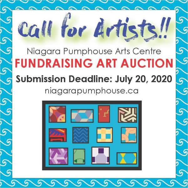 CALL FOR ART: Fundraising Art Auction