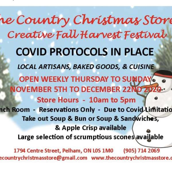 The Country Christmas Store
