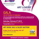 4th Annual Art Lovers