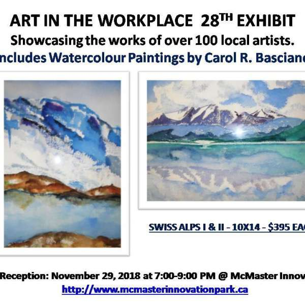 Art in the Workplace 28th Exhibit