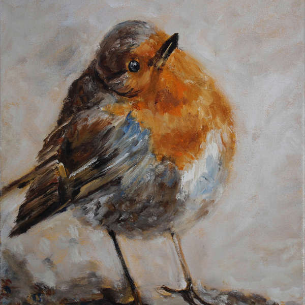 Painting Classes and Workshops with Robin Nisbet